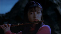 Tohru plays flute
