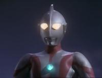 Ultraman in Tiga