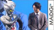 劇団EXILE・小澤雄太がウルトラマンゼロに!「本当に興奮」 「ウルトラマンジード」制作発表会3-0