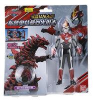 Bandai-China-Crystal-Change-Doll-Series-Ultraman-Blu-Flame