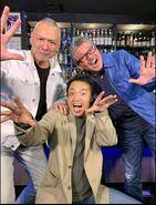 Ryo Kinomoto, Toshikazu Fukawa, Joe Onodera