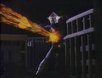 Demon Go-Ne ray attack