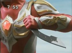 Max holds Maxium Sword.png