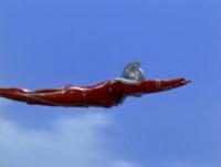 Robot Ultraseven Flight