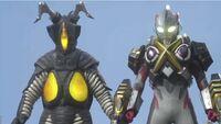 Ultraman X-Zetton Screenshot 006