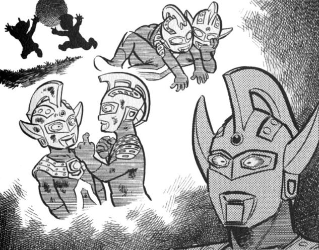 Ultraman Elf