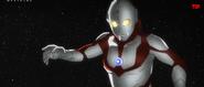 Ultraman in begin