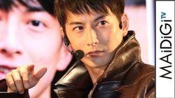 石黒英雄、「ウルトラマンオーブ」主演に「全力で挑む」 柳沢慎吾らキャストと登場! 特撮ドラマ「ウルトラマンオーブ」製作発表会2 Hideo Ishiguro Ultraman Orb