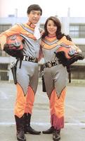 Seiji Hokuto & Maya Takashina I