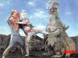 Kaiju vs. Terrible-Monster vs. Alien