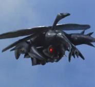 Satan Beetle Flight2
