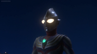Tiga appears in Superior Ultraman 8 Brothers