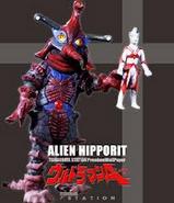 Alien Hipporito pic II