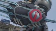 Cyber Gomora Huge Claws