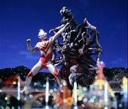 Gaia vs Psycho Mezard ll
