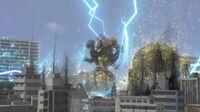 Ultraman X-Gargorgon and Rudian Screenshot 003