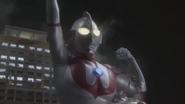 Ultraman appears in Ultraman X The Movie