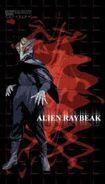 Alien Raybeak imode