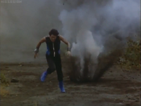 Zara run from Muzan