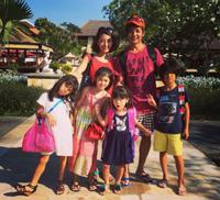 Takeshi Tsu's family