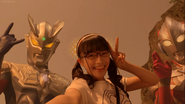 Zero & X selfie with Rui