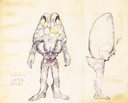 Alien Braco concept