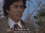 Takeshi's first apperance