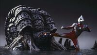 Tiga Power Type vs Gathanozoa