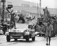 Kaiju Parade