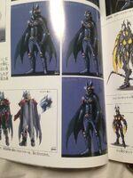 Alien bat early design - Imgur