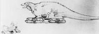 Dinosaur Tank concept
