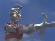 Ace holding Barabas's sword