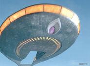 Sran Spaceship