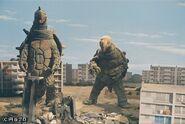 King & Mini Tortoise
