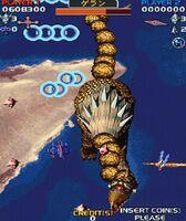 Gelan in a video game