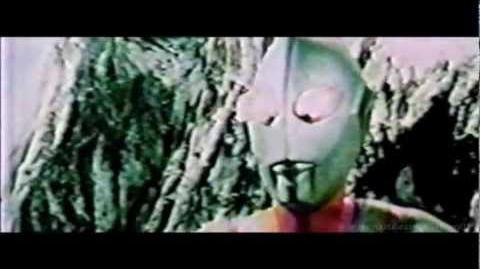 "Ultraman vs. ""Mr. Bad"" - Space Warriors 2000"