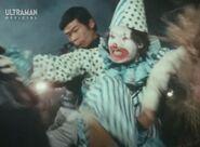 Living-Doll-Mirrorman-October-2021-11 Robot-Clown