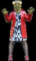 Cicada Woman X