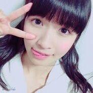 Haruka selfie