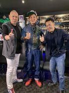Ryo Kinomoto, Takeshi Tsuruno, Joe Onodera