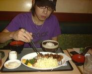 Takeshi & food