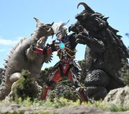 Ultrazoid VS Gomess and Pagos