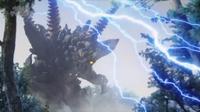 Thunder Darambia Back Lightning