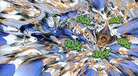 Tiga Machine GunKick Manga