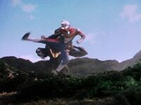 Geomos vs Ultraman Dyna5