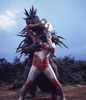 Mognezun v Ultraman Jack
