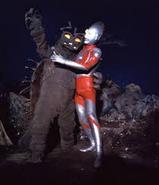 Kiyla v Ultraman