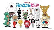 かいじゅうステップ、はじまるよ! 新絵本企画「KAIJU STEP(かいじゅうステップ)」コンセプトムービー