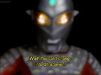 Seven's superior prevents him