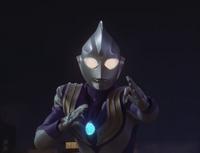 Ultraman Tiga - Sky Type